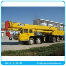 Gold supplier top sale product kato 55t nk550vr used crane