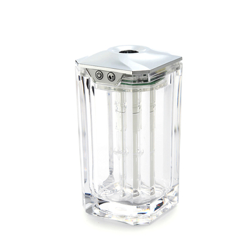 Crystal mini humidifier acrylic ultrasonic diffuser