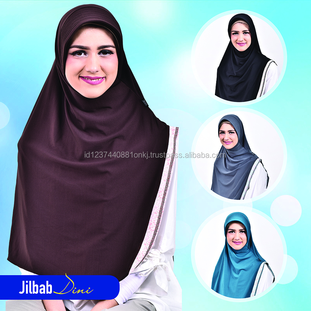 High Quality Women Fashion Muslim Hijab - Dini