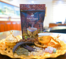 Coffe mix with seven herbs, Ottoman Coffee, Light turkish coffee