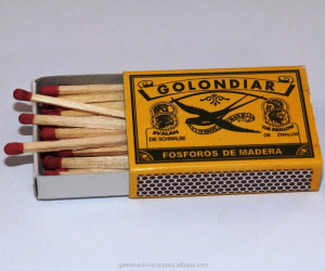 safety wood match stick in india