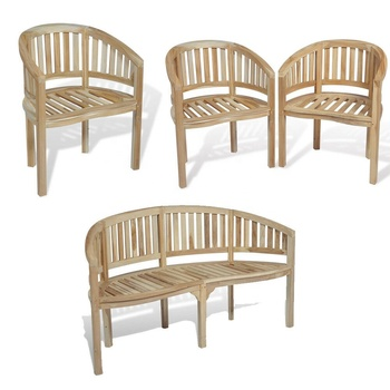High quality best seller new line product wooden outdoor garden furniture - Featured Hospitality Products