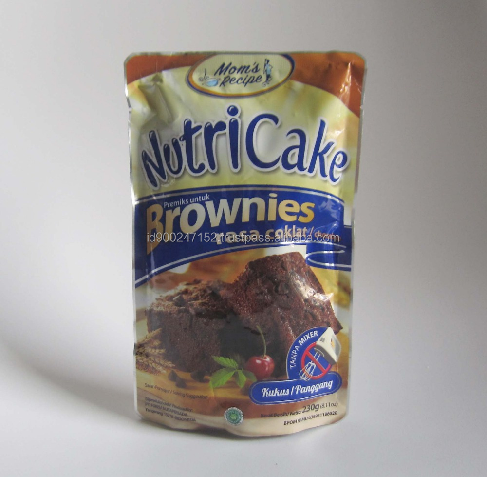 CAKE BROWNIES INSTANT