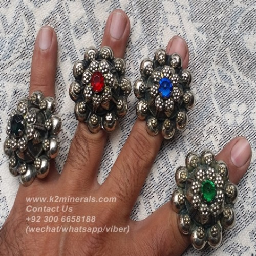 (SH-06)Afghan rings jewellery simple design finger rings