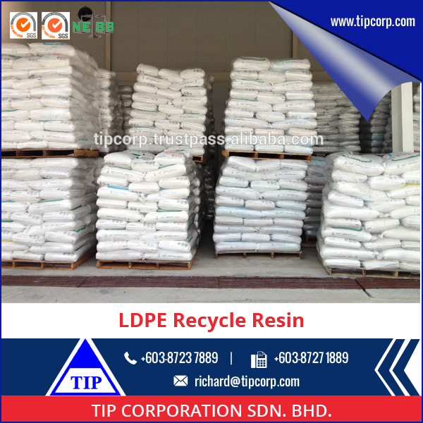 Recycled PP / HDPE / LDPE / Resin Ganules at Low Price