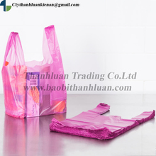 Lowest Price Custom T-shirt Plastic bags