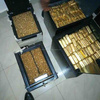 Smelted and Processed Gold Nudgets/Bars