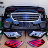 New Facelift w222 Body kit for Mercedes Benz W222 S63 S65 S500 COUPE C217 W217 Original 2019 year model HOT SELLING WARRANTY