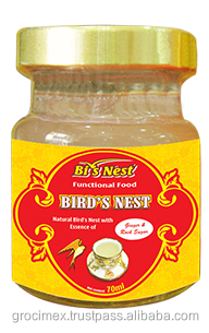 Best selling & delicious Vietnam Natural Bird's Nest with Ginger & Rock Sugar Flavour 70 ml
