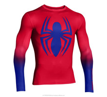 Blank mma rash guard high quality for mma players white rash guard/design your own rash guard/shoyoroll rash guard