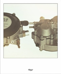 CNG MIXER TYPE REDUCER