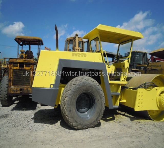 BW 217D road roller for sale