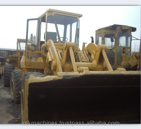 original japan used kawasaki 80Z wheel loader used loader 60z 70z for sale