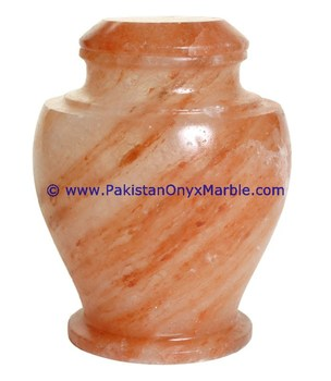 Manufacture and Wholesale supplier of himalayan rock salt urn ashes adult cremation urns Manufacturers exporter Pakistan