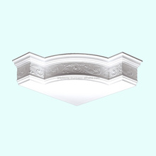 Good Quality Plaster Cornice Corner for Home Deco