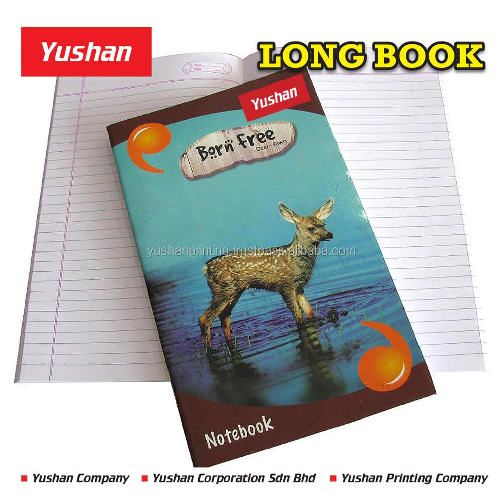 Bulk Ordering for Exercise Books, Single Lined printed for school note book, reports, or answer writing for exercises.