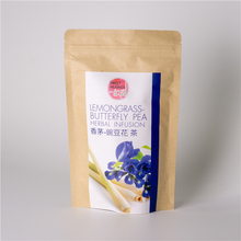 LEMONGRASS-BUTTERFLY PEA/HERBAL INFUSION