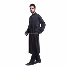Fashion Men Arab Kaftan/Saudi Thobe/ Dishdasha Muslim Clothing For Men