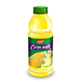 500ml PET Bottle Natural Corn Milk JOJONAVI beverage brands Milk series suppliers