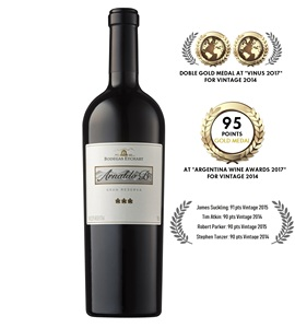Arnaldo B - Red Wine - Red Blend