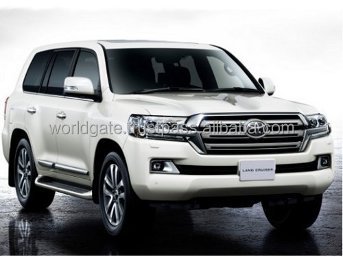 Toyota Land Cruiser 200 SAHARA Diesel Twin Turbo from Japan New and/or Used