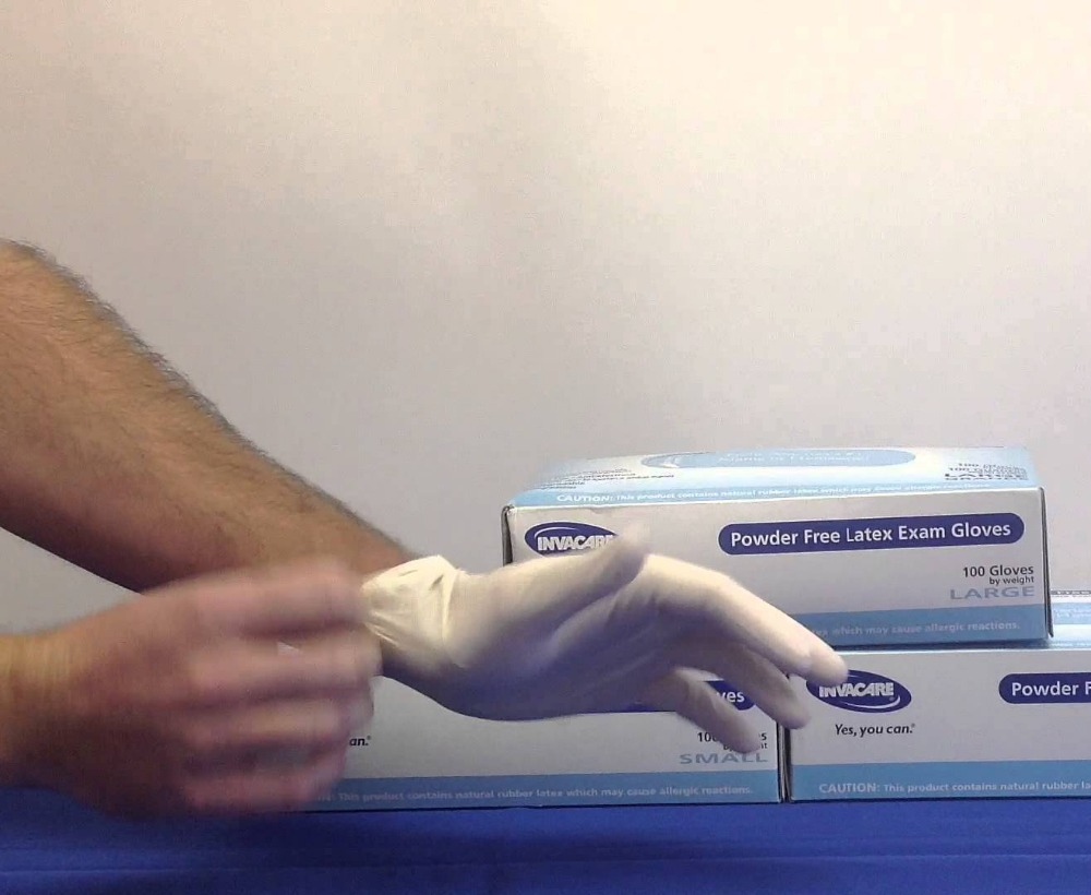 Latex Examination Gloves/Surgical