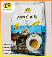 High Quality Hei Hwang Instant Combo White Coffee 2 in 1 (450G)