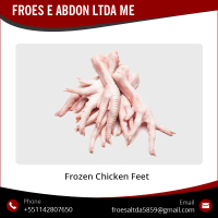 Grade A Frozen Brazil Chicken Feet