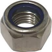 Crown Automotive Flanged Hex Nut