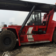 cheap used 45ton 45t kalmar reach stacker ,used kalmar crane for sale