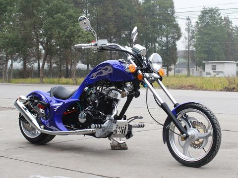 100 % AUTHENTIC & ORIGINAL PREMIUM VILLAIN 250CC MINI C H O P P E R M O T O R C Y C L E STREET LEGAL BIKE
