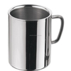 Stainless steel coffee mugs drinkware/water cups
