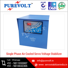 Single Phase Optimal Performance Voltage Regulators Stabilizer