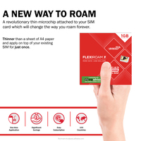 Flexiroam X Pack 3GB