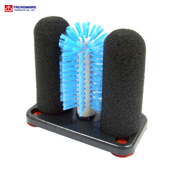 Set in Sink Manual Nylon Bristle with Sponge Beer Mug Washer