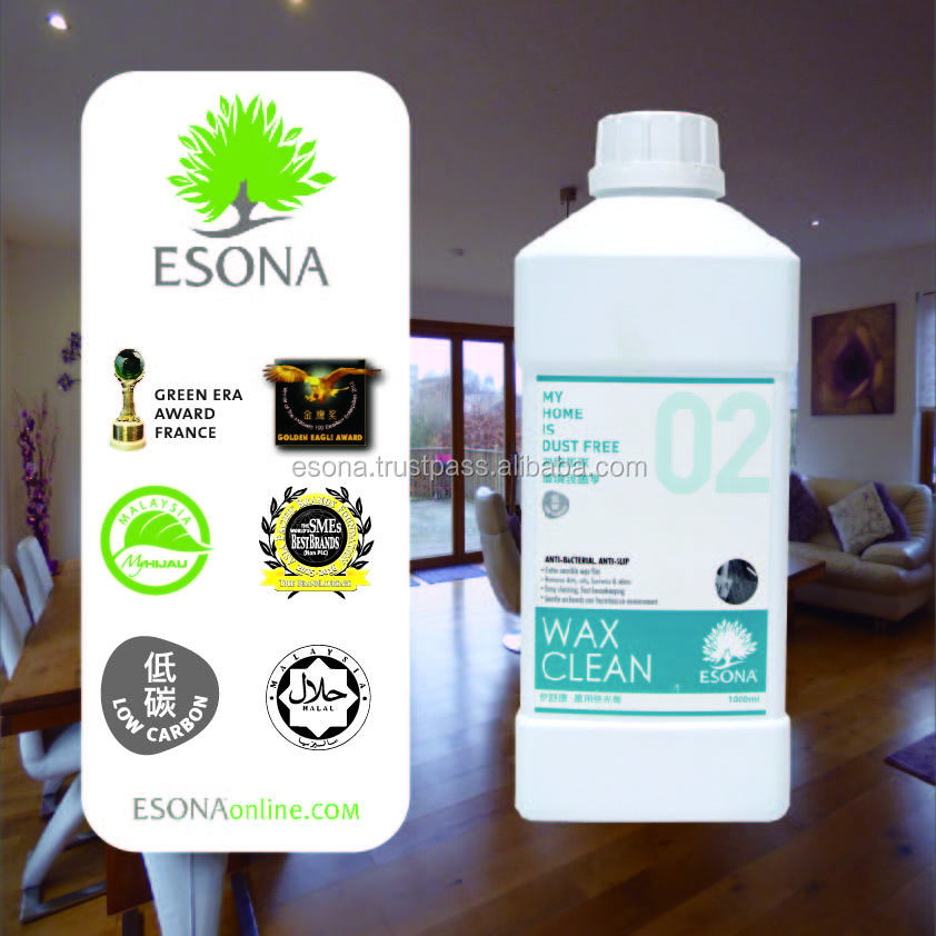 Esona Hot Selling Wax Clean Detergent