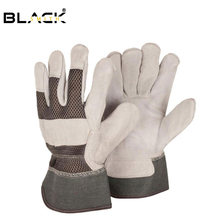 Rigger Work Gloves / Construction Working Leather