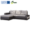 Cheap modern Corner sofa bed BRANDON with sleep function many fabric to choice EU quality