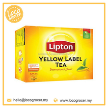 Lipton Yellow Label Tea 36X100TBX2G Wholesale