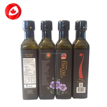 A-level physical cold pressed flax seed oil