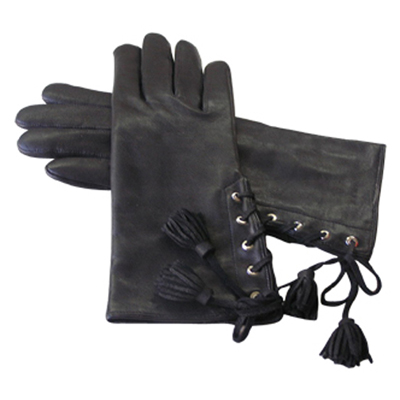 ZF7016 Mens Accessoies Hand Sewn Cashmere Lined Deerskin Leather Gloves/2015 New fashion stylish Ladies Winter Dress Gloves Soft