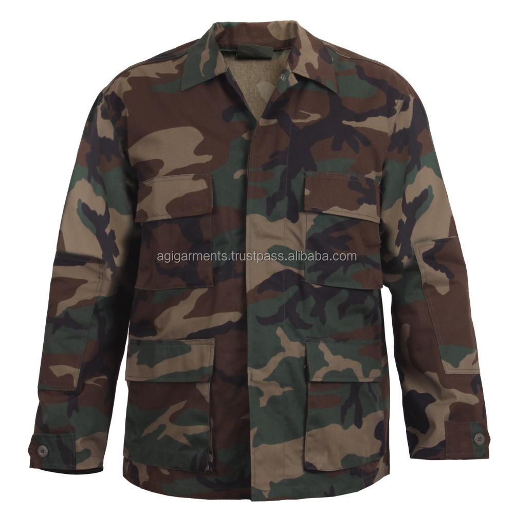 High Quality Military Camouflage Hunting Combat Military Shirts