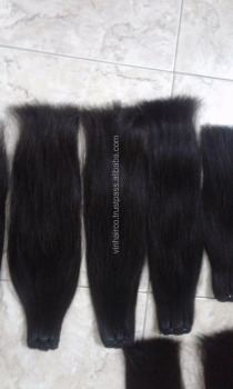 Super double drawn silky straight hair, 100% top quality virgin human hair, wholesale hair, factory price