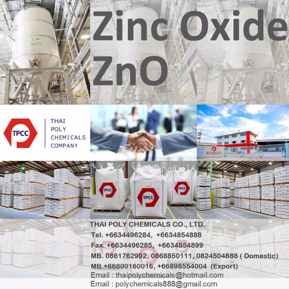 Zinc Oxide for rubber