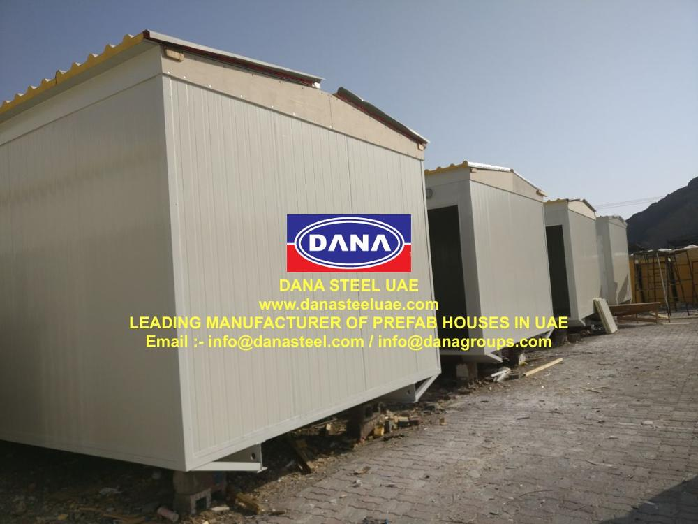 Prefab Buildings For Worker Accomodation in UAE
