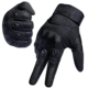 motorbike bikers auto racing leather gloves/new motorcycle gloves for men