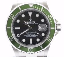 Used Luxury ROLEX Submariner Wrist Watches for bulk sale.