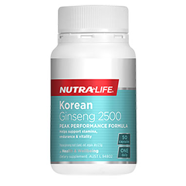 new product KOREAN GINSENG 2500 korean ginseng capsule at reasonable cost