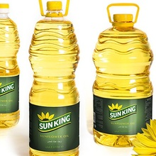 Drums and 5L plastic bottled Cooking use edble oil Refined sunflower oil