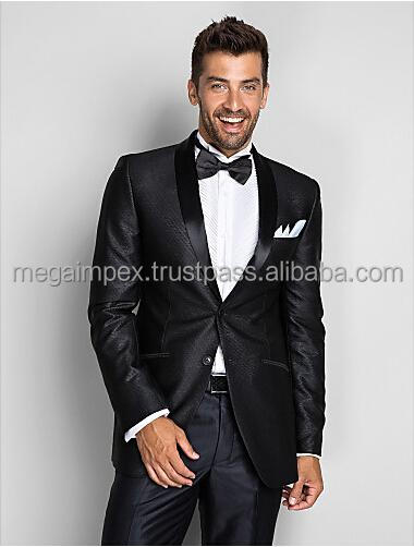 2017 wholesale custom Men's fashion Suit